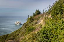Scenic Pacific Coast, North Ca...