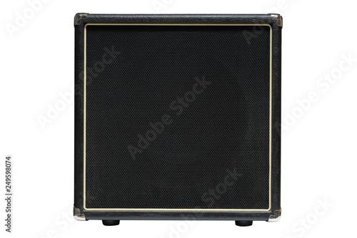Obraz na plátně Bass amplifier