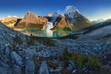 Mount Robson Is The Most Promi...