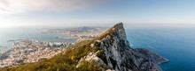 Panorama Of Top Of Gibraltar R...