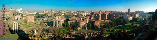 Fotografia ancient rome, italy