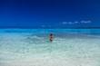 南の島の隠れビーチ