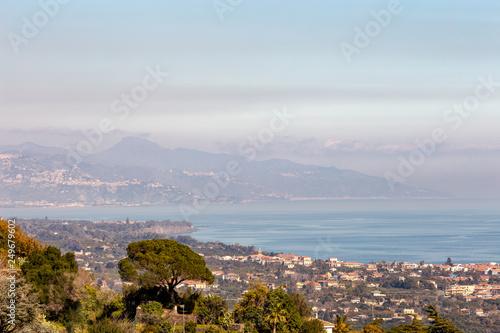 Photo Coast of Acireale in Sicily