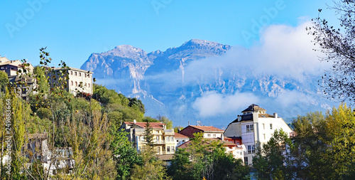 Ainsa, Sobrarbe, Pirineo aragonés, Huesca, Aragón, España