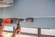 Air Drill, Concrete Drill
