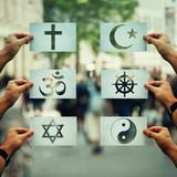 Religia konfliktuje problem globalny