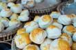 Festival moon cake - Chinese cake in market