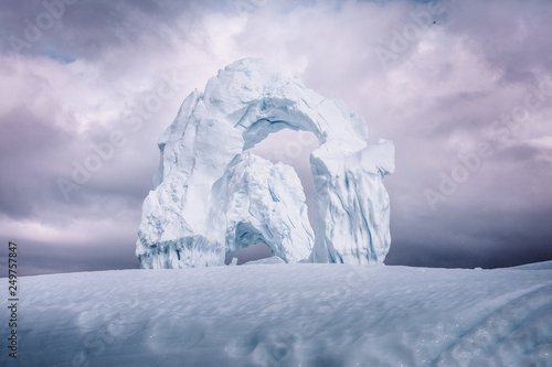 Antartica Expedition Wallpaper Mural