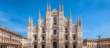 Milan Cathedral Or Duomo Di Mi...