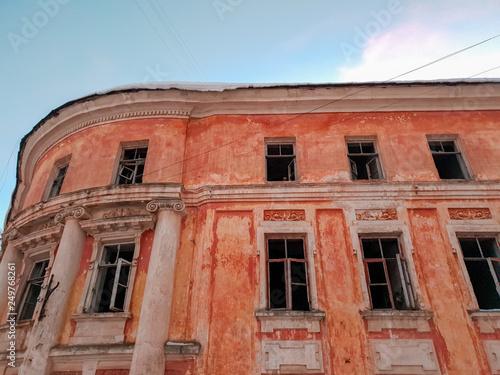 Fotografie, Obraz  Old architectural building