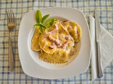 Delicious Italian Pasta Dish