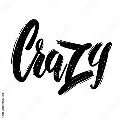 Carta da parati Crazy