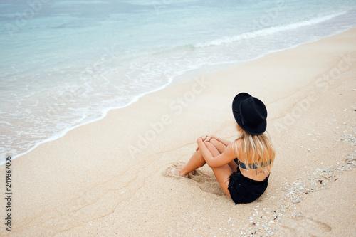 Cuadros en Lienzo Beach island holidays