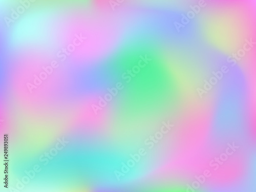Fototapety, obrazy:  Gradient mesh abstract background.