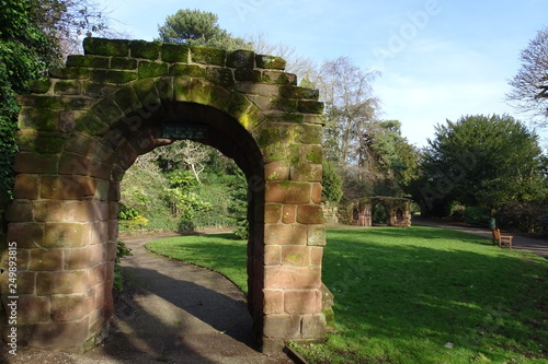 Valokuvatapetti Grosvenor Park, Chester