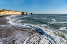 Freshwater Bay, Isle Of Wight,...