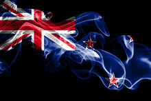 National Flag Of New Zealand M...