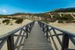 Mallorca landscape at the day