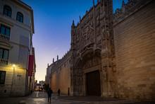 Valladolid , Colegio De San Gregorio
