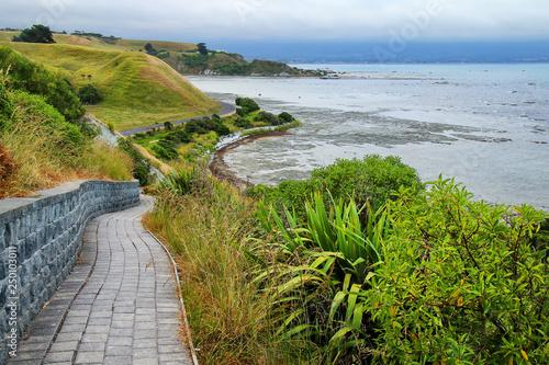 Photo  Kaikoura Peninsula Walkway, South Island, New Zealand