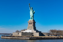 Statue Of Liberty - Symbol Of America