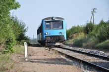 Autorail Sur Ligne Régionale