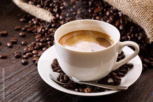 Deurstickers koffiebar カフェラテ