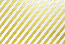 Gold Striped Paper Background