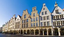 Stadthäuser Am Prinzipalmarkt.