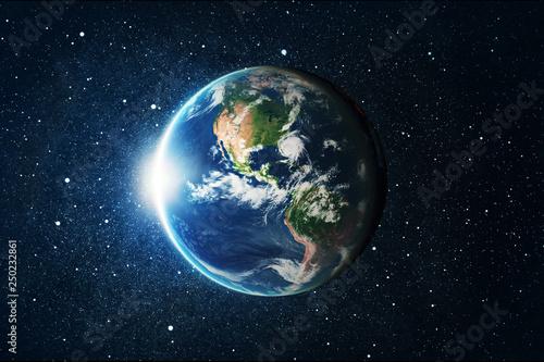 Fototapeta  earth