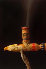 Smoking Peace Pipe