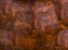 Abstract, Cupric, Copper Patte...