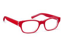 Red Eyeglasses Frame