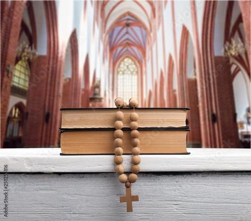 Slika na platnu Catholic.