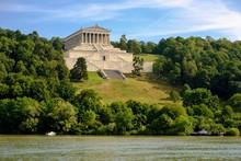 Walhalla Over Danube River, Do...