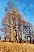 Oil Painting Nature Landscape ...