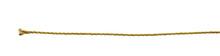 Golden Metallic Rope