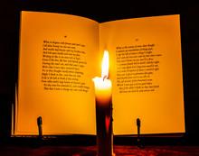 Open Book Of Shakespeare
