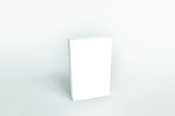 Cover Book Mockup 3d