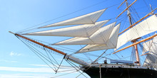 Panoramic Photo Of Sails From ...