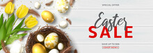 Elegant Holiday Banner For Eas...