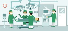 Medicine Surgery Concept With ...