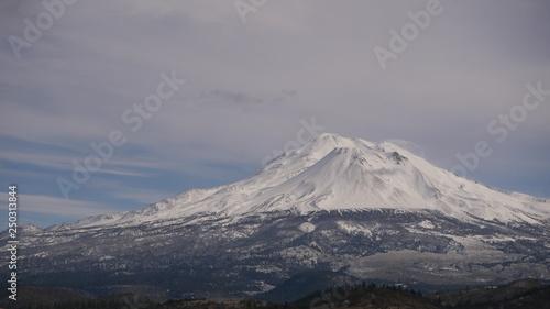 Mount Shasta Full Mountain