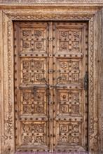 Ibiza, Beautiful Wooden Door