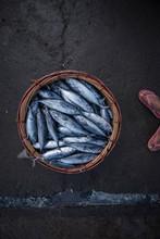 Tuna Fresh In Fish Market