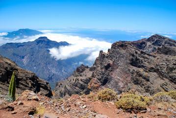 widok na Wielki Kanion, zdjęcie cyfrowe zdjęcie jako tło