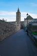 Kleine Gasse in St. Andrews/Schottland