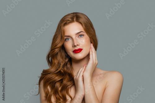 hot redhead teen pige