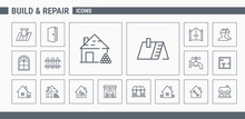 Construction Icons Set - Vecto...