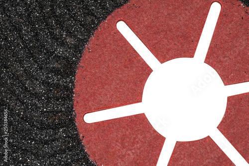 Fotografia, Obraz  Disco di una flessibile